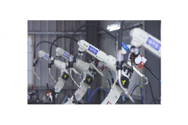 焊接機器人治具